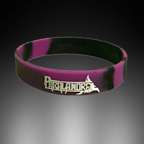 Wristband (Purple/Black)